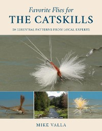 Cover Favorite Flies for the Catskills