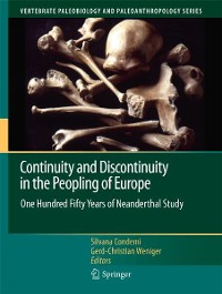 Cover Continuity and Discontinuity in the Peopling of Europe