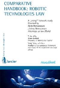 Cover Comparative handbook: robotic technologies law