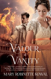 Cover Valour And Vanity