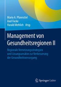 Cover Management von Gesundheitsregionen II
