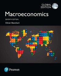 Cover Macroeconomics, Global Edition