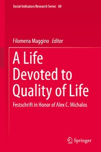 Cover A Life Devoted to Quality of Life