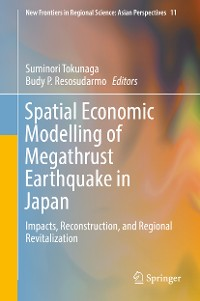 Cover Spatial Economic Modelling of Megathrust Earthquake in Japan