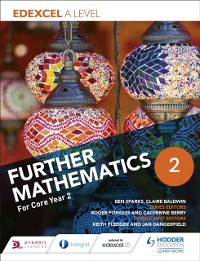 Cover Edexcel A Level Further Mathematics Year 2