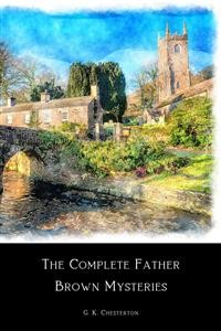 Cover The Complete Father Brown Mysteries