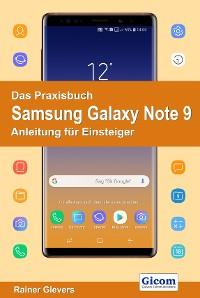 Cover Das Praxisbuch Samsung Galaxy Note 9 - Anleitung für Einsteiger