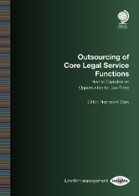 Cover Outsourcing of Core Legal Service Functions