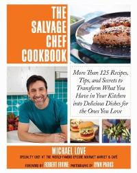 Cover Salvage Chef Cookbook