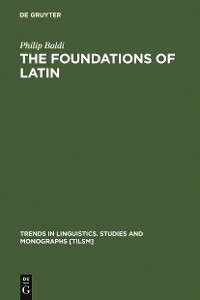 Cover The Foundations of Latin
