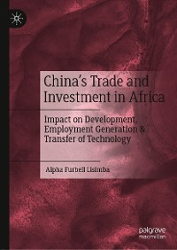 Cover China's Trade and Investment in Africa