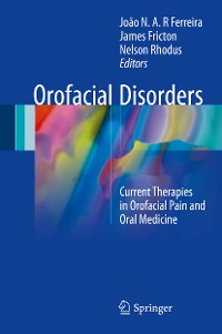 Cover Orofacial Disorders