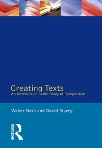 Cover Creating Texts