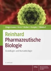 Cover Reinhard Pharmazeutische Biologie