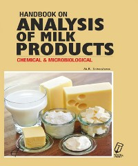 Cover Handbook on Analysis of Milk Products