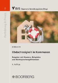 Cover Obdachlosigkeit in Kommunen