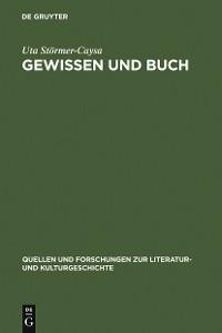 Cover Gewissen und Buch