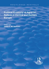 Cover Political Economy of Agrarian Reform in Central and Eastern Europe