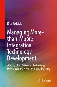 Cover Managing More-than-Moore Integration Technology Development
