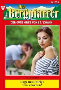 Cover Der Bergpfarrer 255 – Heimatroman