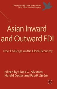 Cover Asian Inward and Outward FDI