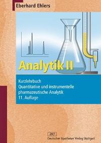 Cover Analytik II -  Kurzlehrbuch