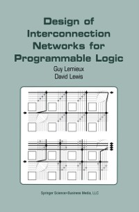 Cover Design of Interconnection Networks for Programmable Logic