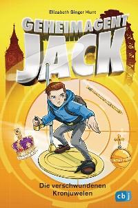 Cover Geheimagent Jack - Die verschwundenen Kronjuwelen