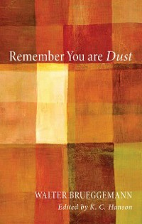 Cover Remember You Are Dust