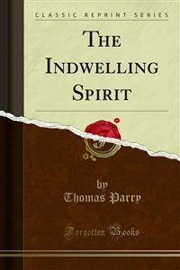 Cover The Indwelling Spirit