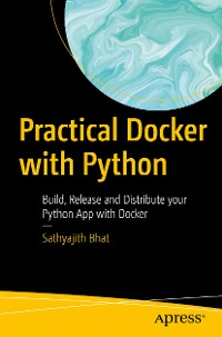 Cover Practical Docker with Python