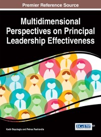 Cover Multidimensional Perspectives on Principal Leadership Effectiveness