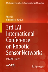 Cover 3rd EAI International Conference on Robotic Sensor Networks