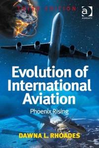 Cover Evolution of International Aviation