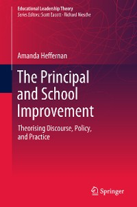 Cover The Principal and School Improvement