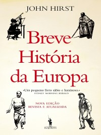 Cover Breve História da Europa