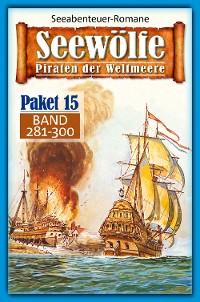 Cover Seewölfe Paket 15