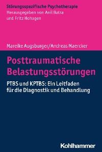 Cover Posttraumatische Belastungsstörungen