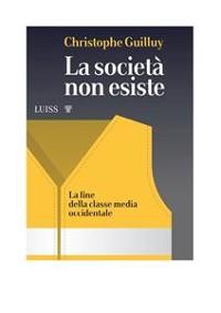 Cover La società non esiste