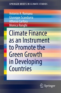 Cover Climate Finance as an Instrument to Promote the Green Growth in Developing Countries