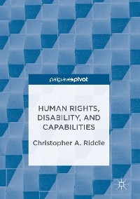 Cover Human Rights, Disability, and Capabilities