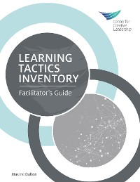 Cover Learning Tactics Inventory: Facilitator's Guide