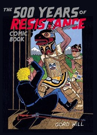 Cover The 500 Years of Resistance Comic Book