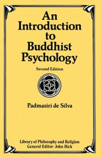 Cover Introduction to Buddhist Psychology