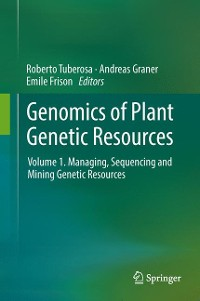 Cover Genomics of Plant Genetic Resources