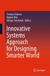 Cover Innovative Systems Approach for Designing Smarter World