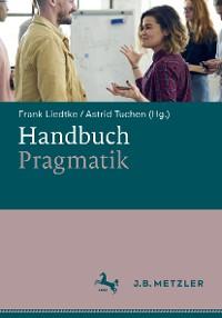 Cover Handbuch Pragmatik