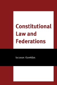 Cover Constitutional Law and Federations