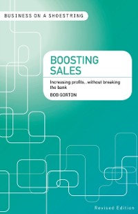 Cover Boosting sales