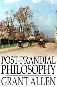 Cover Post-Prandial Philosophy